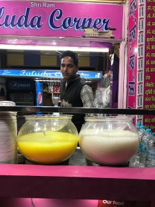 Shree Ram Faluda Corner in Chaat Gali