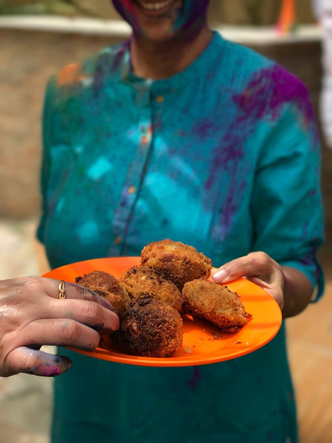 Deemer devil - the Bengali version of scotch egg