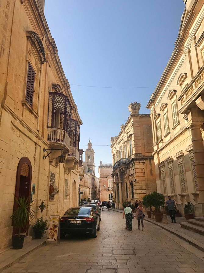 Alleys of Mdina