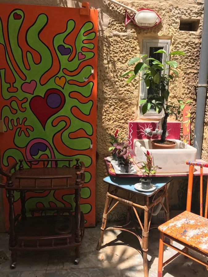 Find the Door is an artisanal boutique in Birgu