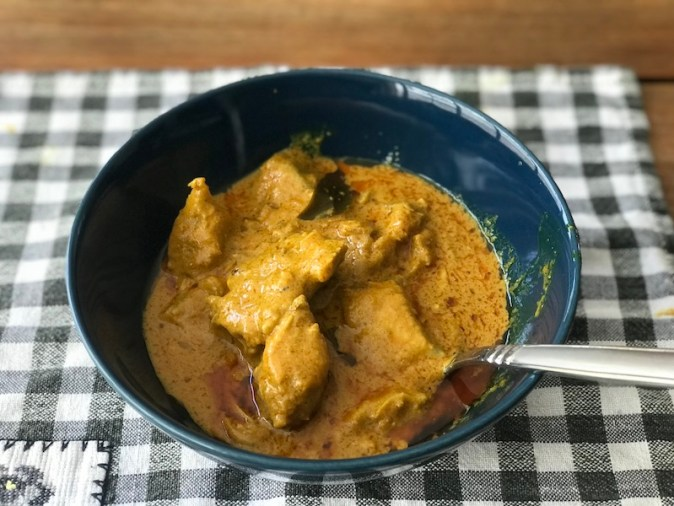 Kerala style Fish Curry