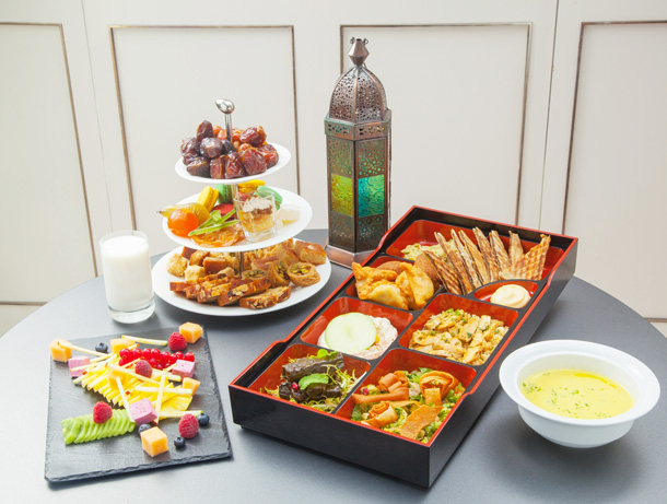 Bento box for Iftar and Suhour at Choix Patisserie