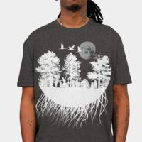 Dancing In The Forest | TShirt & Tops