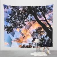 Digital Nature | Wall Tapestry