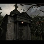 Der Klassiker des Haunted House Genres: Ein Mausoleum