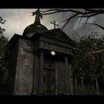 Der Klassiker des Haunted House Genres: Ein Mausoleum