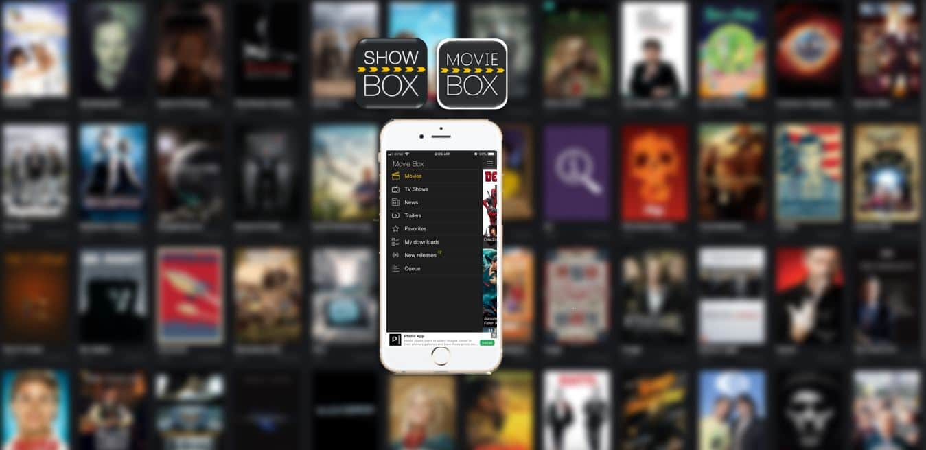 Download Showbox for iPhone, iPad (iOS) without Jailbreak