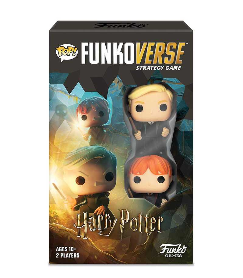 Funko Board Game Harry Potter Strategy Game