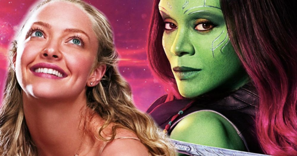 Amanda Seyfried Said No to Playing Gamora in Guardians of the Galaxy