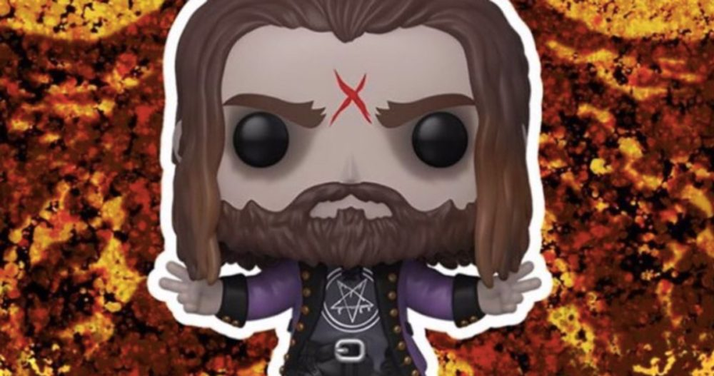 Rob Zombie Has Officially Been Immortalized as a Funko Pop! Figure