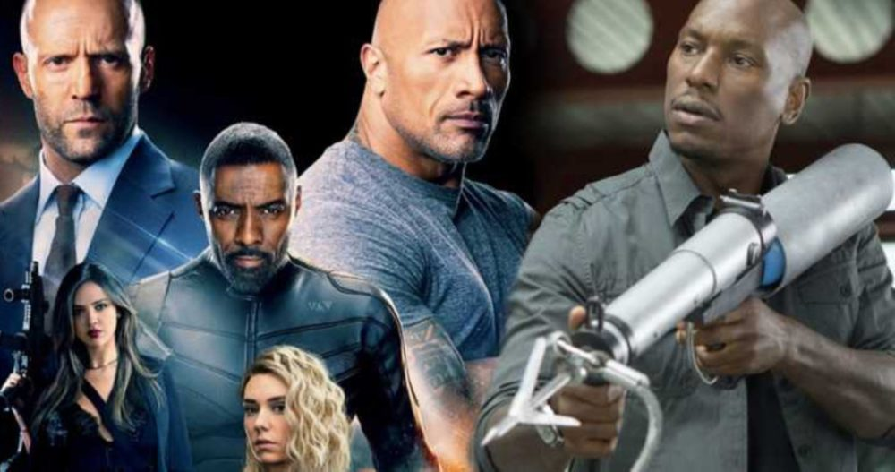 The Rock Declares Victory in Hobbs & Shaw Feud While Calling Out a Particular Clown