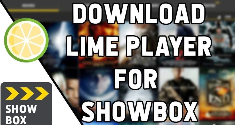 Showbox Now Requires Lime Player