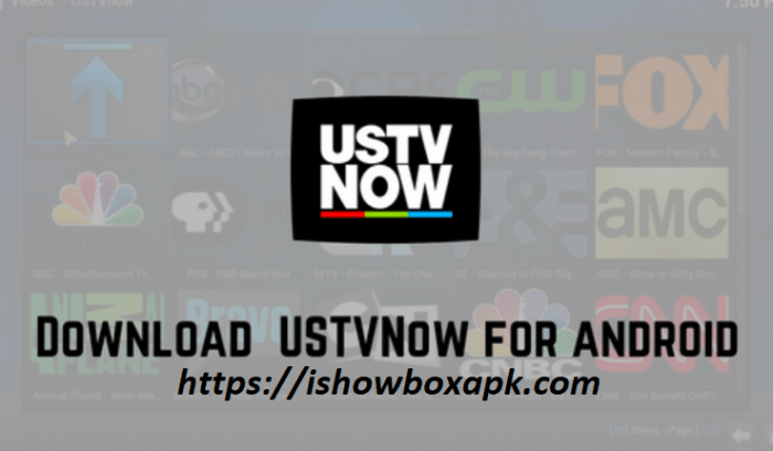 USTVNow APK Download
