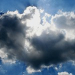 Verdüsterte Cloud oder der Gang auf dünnem Eis.