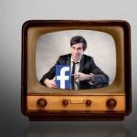 Facebook will ein Stück vom TV-Werbekuchen abschneiden.