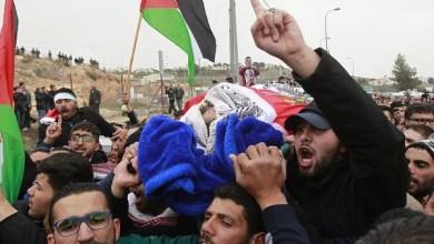Photo of فلسطين تودع شهيدها المثقف المشتبك باسل الأعرج