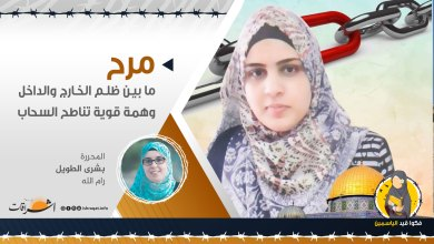 Photo of مرح ما بين ظلم الخارج والداخل وهمة قوية تناطح السحاب