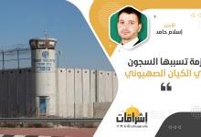 Photo of أزمة تسببها السجون في الكيان الصهيوني