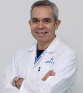 Francisco Jimenez, MD , FISHRS, President