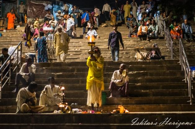 Varanasi y Ganges