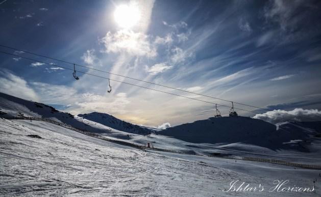 Ski en Sierra Nevada
