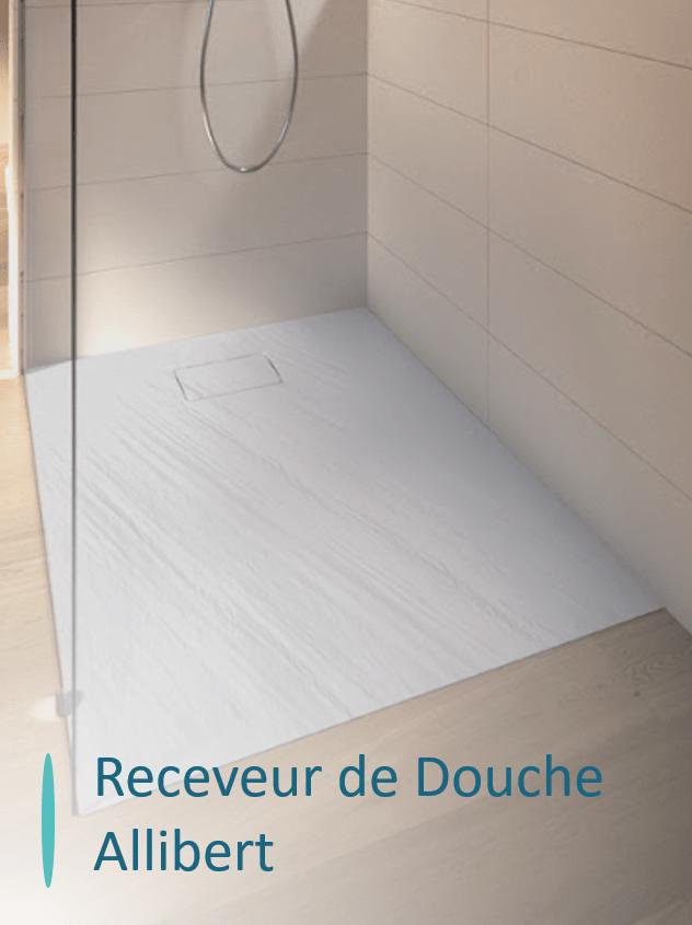 receveurs de douche allibert