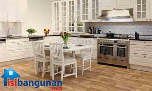 Jenis Lantai untuk Ruang Makan