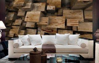 wallpaper rumah 3D