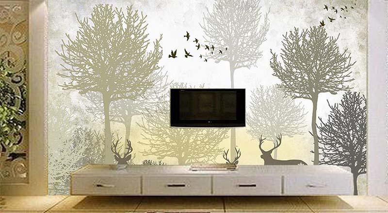 Tips Menggunakan Wallpaper Dinding 3D untuk Interior Rumah Anda