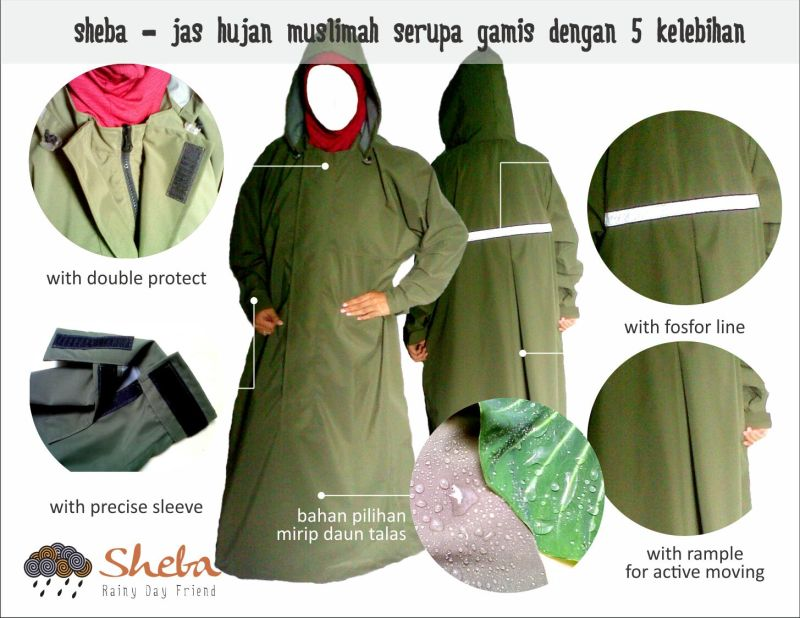 Jas hujan safety - tokopedia.net
