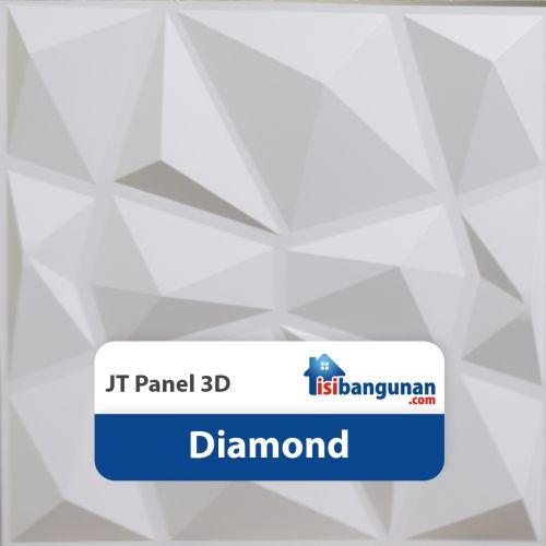 JT Panel 3D PVC - Diamond
