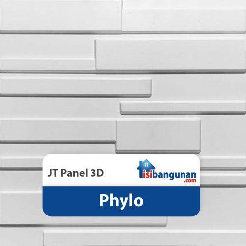 JT Panel 3D PVC - Phylo
