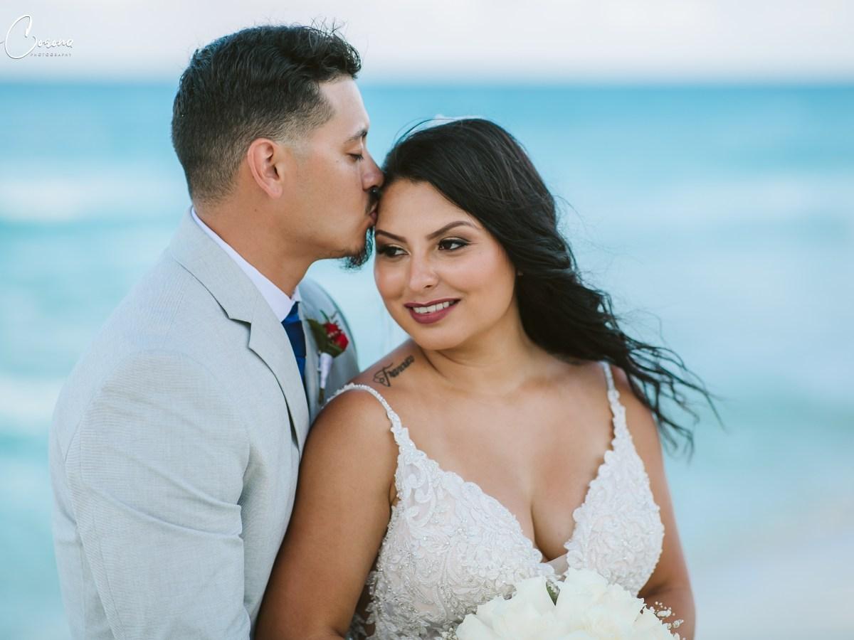 Destination Wedding at Panama Jack