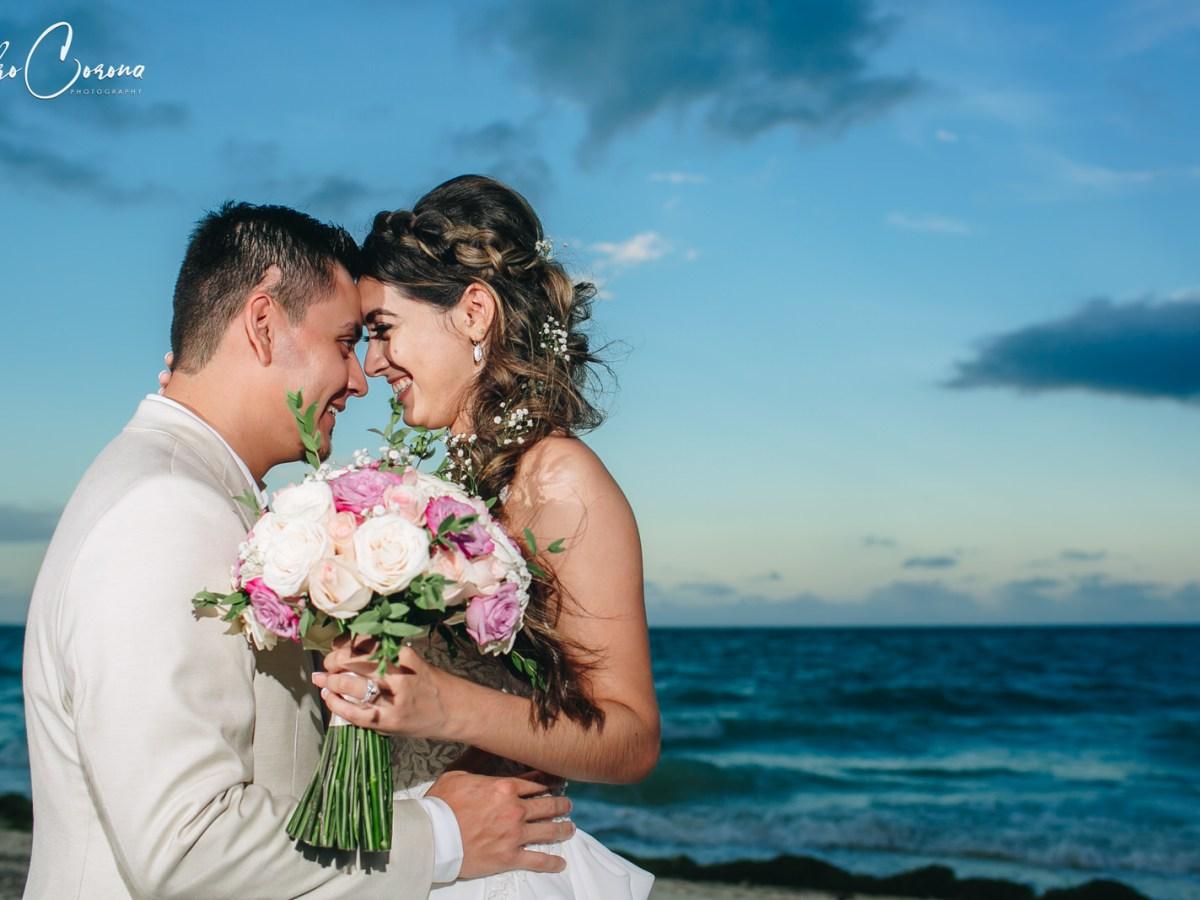 Secrets Playa Mujeres Golf & Spa Resort - Destination Wedding