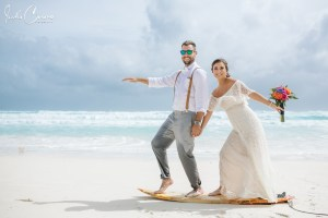 Destination Wedding Mandala Beach
