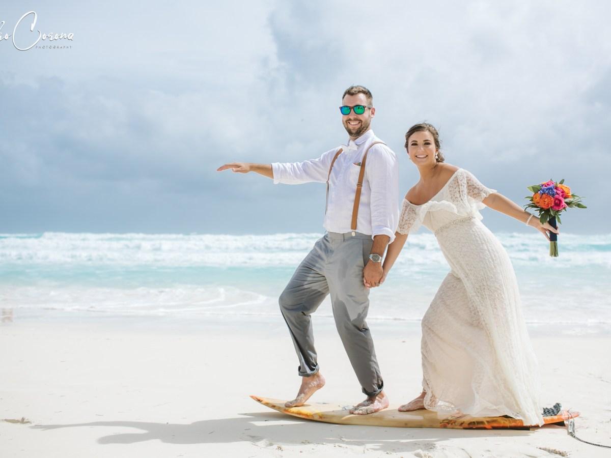 Destination Wedding Mandala Beach