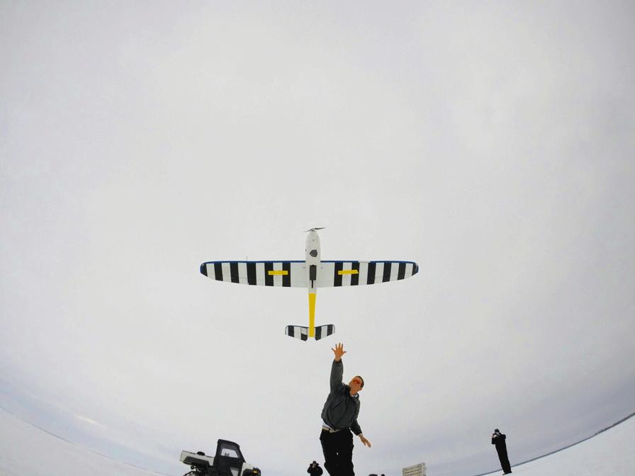 Altavian Nova hand launch