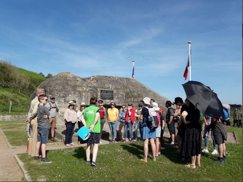 Voir la suite sur Visites guidées gratuites : Normandie, suivez le guide