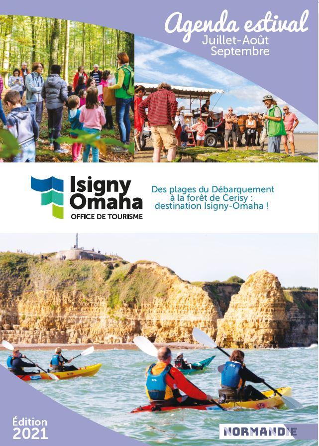 Voir la suite sur Cet été, les animations et visites sur Isigny-Omaha !