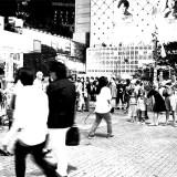 モノクロ写真で観る渋谷の街。久しぶりに来た人は驚くと思う。