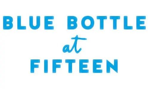 ブルーボトルコーヒー15周年記念グッズ!限定アイテムや創業時のブレンドコーヒー豆が展開される!