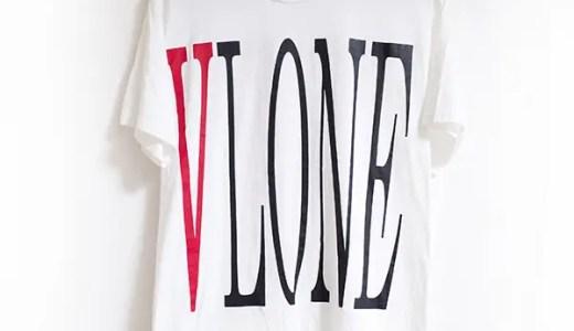 VLONEのTシャツをレビュー。サイズ感・洗濯後の縮み・着心地などをチェック!