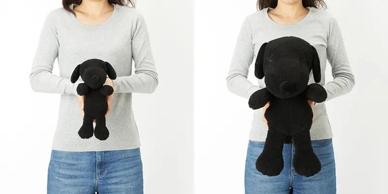 左:Sサイズ 右:Mサイズ
