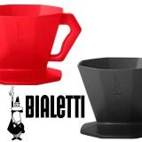 マキネッタで有名なBIALETTI (ビアレッティ) から新ドリッパーが発売!