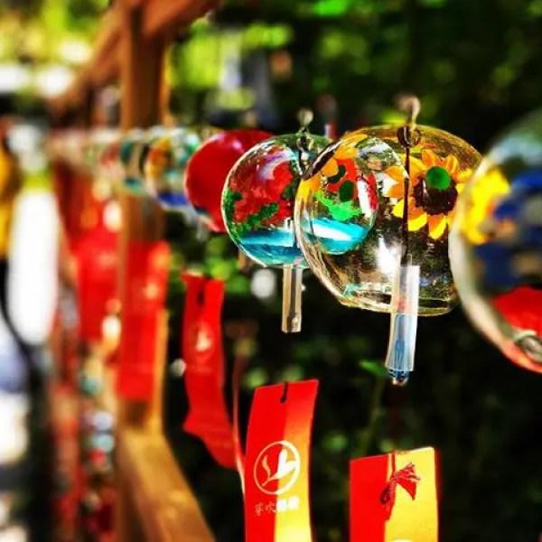 涼しげでいいね🏻 #日本橋 #風鈴 #coredo室町 #nihonbashi #夏 #夏写真 #三越前 (by Instagram)