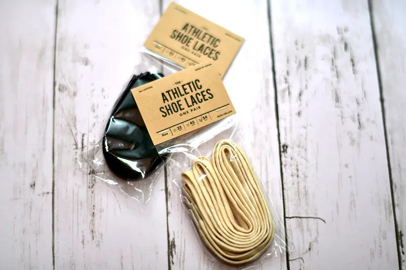 All-Cotton Athletic Shoe Laces