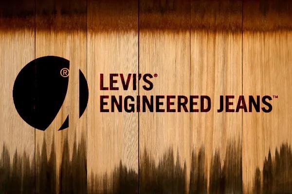 LEVI'S ENGINEERED JEANS