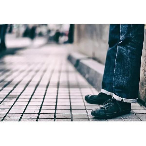 ・・ジャックパーセルとRRLで・・・#converse #JACKPURCELL #コンバース #オールスター #ジャックパーセル #KICKS #RRL (by Instagram)