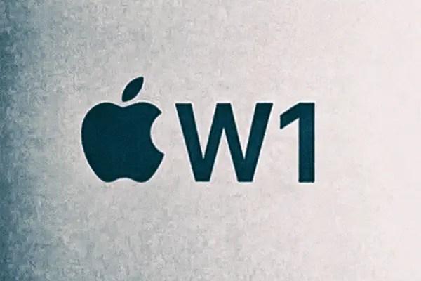 Apple W1チップ