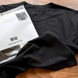 XLが本命か。ユニクロ×アレキサンダーワン「エアリズム」購入レビュー!【UNIQLO and ALEXANDER WANG】